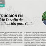 Construcción en madera: Desafío de industrialización para Chile