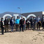 Los socios del CCI visitaron el Parque Tecnológico CTeC